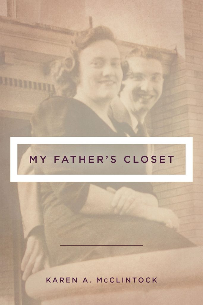 An Evening with Dr. Karen McClintock and My Father's Closet