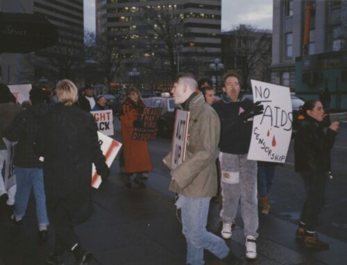 The AIDS Crisis is Not Over: 30 Years of Activism